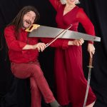Pressefoto: L'Una Theater - Mut meets Märchen